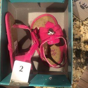 BRAND NEW- baby Minnie sandals